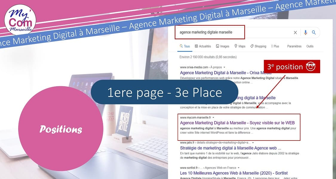 referencement seo Marseille