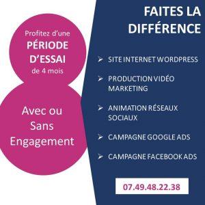 On vous rembourse la difference si vous trouvez moins cher ailleurs à Marseille, My'ComMarseille Agence marketing digital à Marseille