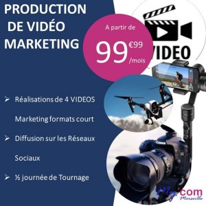 création video marketing a marseille formats courts